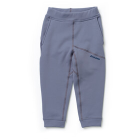 Houdini Toasty Pants Kids spokes blue